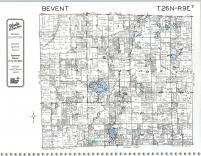 Bevent T26N-R9E, Marathon County 1990